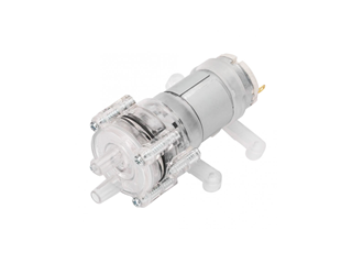 Transparent Diaphragm Water Pump 385