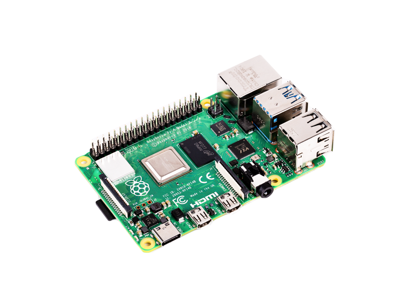 Raspberry Pi 4 Model B RS 4GB - Image 1