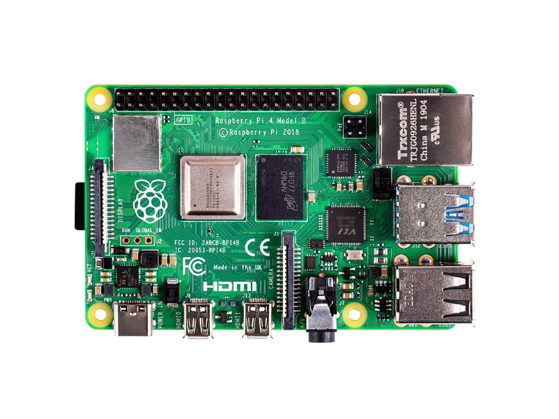 Raspberry Pi 4 Model B RS 4GB - Image 2